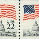 Scott #2115 FLAG OVER CAPITAL 1985