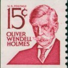 Scott #1288B OLIVER WENDELL HOLMES 1968