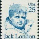 scott #2182 JACK LONDON 1986