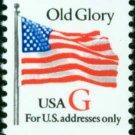 Scott #2882 'G-RATE' -  OLD GLORY - FLAG 1994