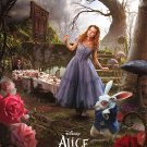 Alice in Wonderland Version B Double Sided Original Movie Poster 27 x40