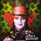 Alice in Wonderland Version C Double Sided Original Movie Poster 27 x40