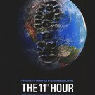 11th Hour Double Sided Original Movie Poster 27x40