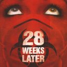 28 Weeks Later movie poster Original 27 x40 Single Sided
