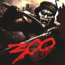 300 (Immortal) 24 x36 Orig Movie Poster Single Sided