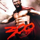 300 (King Leonidas) 24 x36 Orig Movie Poster Single Sided
