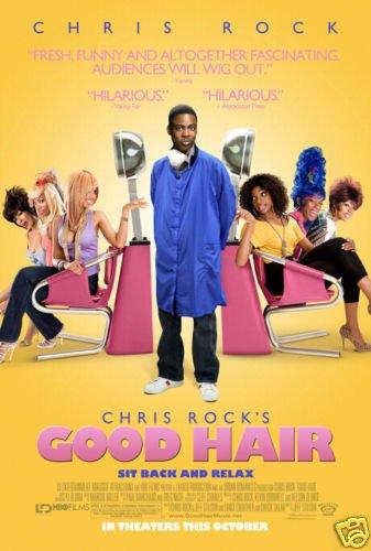 GOOD HAIR DBL SIDED Movie Poster  27X40 ORIGINAL