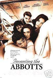 INVENTING THE ABBOTTS  Movie Poster ORIG 27X40