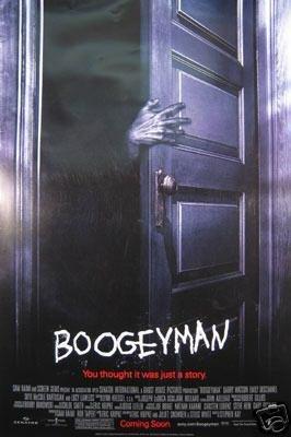 Boogeyman Double Sided Original Movie Poster 27x40