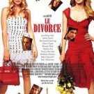 LE DIVORCE REG DBL SIDED ORIG Movie Poster 27X40