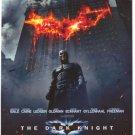 Dark Knight (Building )  Original Movie Poster Double Sided 27 X40
