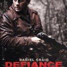 DEFIANCE REG ORIGINAL 27 X40 Movie Poster DBL SIDED