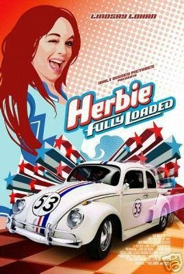 HERBIE FULLY LOADED REG DS 27 X40 MOVIE Poster ORIG