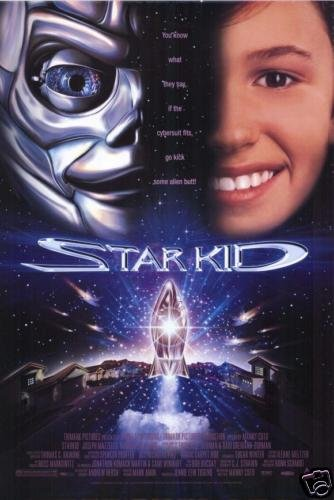 STAR KID  27 X40 MOVIE Poster ORIG
