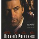 HEAVEN'S PRISONER  27 X40 MOVIE Poster ORIG