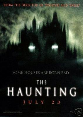 HAUNTING ADV DOUBLE SIDED 27 X40 MOVIE Poster ORIG