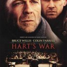 HART'S WAR DOUBLE SIDED 27 X40 INTL MOVIE Poster