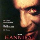 HANNIBAL REG  DBL SIDED MOVIE Poster ORIG 27 X40
