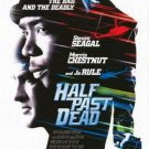 HALF PAST DEAD MOVIE Poster ORIG 27 X40 DS