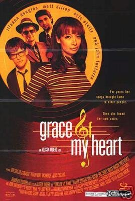 Grace of my heart  MOVIE Poster ORIG 27 X40
