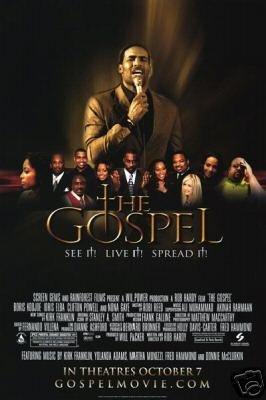 GOSPEL MOVIE Poster ORIG 27 X40 DS