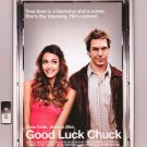 Good Luck Chuck Elevator  Original Movie Poster Single Sided 27 X40