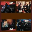 GoNE IN 60 SECONDS 8PC 11 X14 LOBBY CARDS ORIG