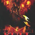 KULL THE CONQUEROR DOUBLE SIDED Movie Poster 27X40 ORIG
