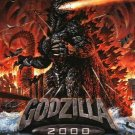 Godzilla 2000 Original Movie Poster Double Sided 27x40