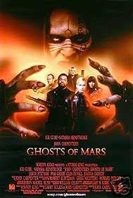 Ghost Of Mars Original Movie Poster Double Sided 27x40