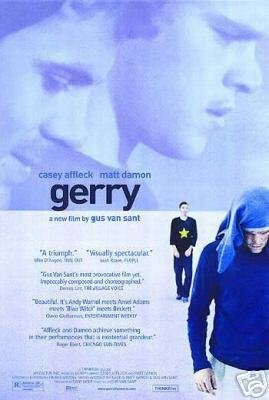 GERRY MOVIE Poster ORIG 27 X40 DS