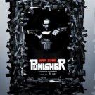 PUNISHER WAR ZONE ORIG Movie Poster 27X40 DBL SIDED