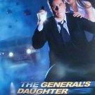 GENERAL'S DAUGHTER INTL MOVIE Poster ORIG 27 X40 DS