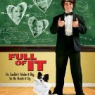 FULL OF IT  MOVIE Poster ORIG 27 X40