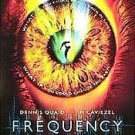FREQUENCY A  MOVIE Poster ORIG 27 X40