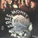 FREE MONEY MOVIE Poster ORIG 27 X40 DBLSIDED