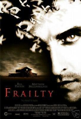 FRAILTY  MOVIE Poster ORIG 27 X40