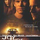 Joy Ride Original Movie Poster Double Sided 27x40