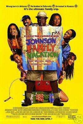 Johnson Family Vacation Original Movie Poster Double Sided 27 x40