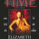 ELIZABETH DOUBLE SIDED Movie Poster  27X40 ORIGINAL