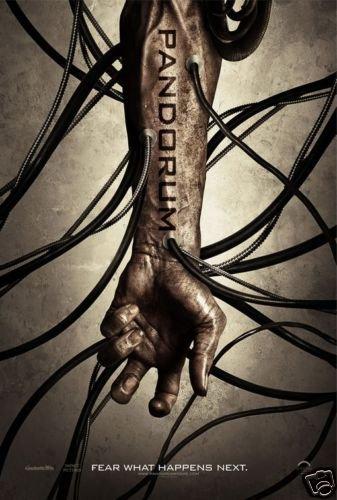 PANDORUM SINGLE SIDED ORIG Movie Poster 27X40
