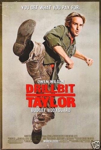 DRILLBIT TAYLOR DBL SIDED MOVIE Poster ORIG 27 X40