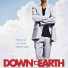 DOWN TO EARTH DBL SIDED MOVIE Poster ORIG 27 X40