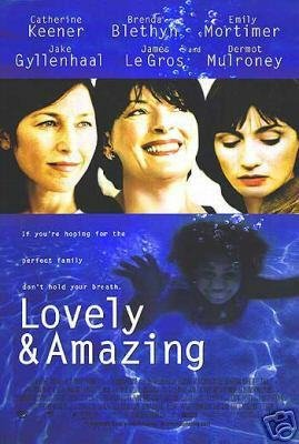 Lovely & Amazing Original Movie Poster Single Sided 27x40