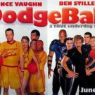 DodgeBall 2 Pcs per set Original Movie Poster Single Sided 27x40