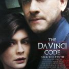 Da Vinci Regular Code Original Movie Poster Single Sided 27x40