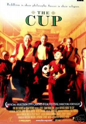 Cup Original Movie Poster Double Sided 27 X40
