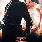 Legend Of Zorro Regular Original Movie Poster Double Sided 27x40