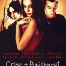 Crime in Punishment In Suburbia  Original Movie Poster Single Sided 27 X40