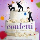 Confetti Regular Original Movie Poster Double Sided 27 X40